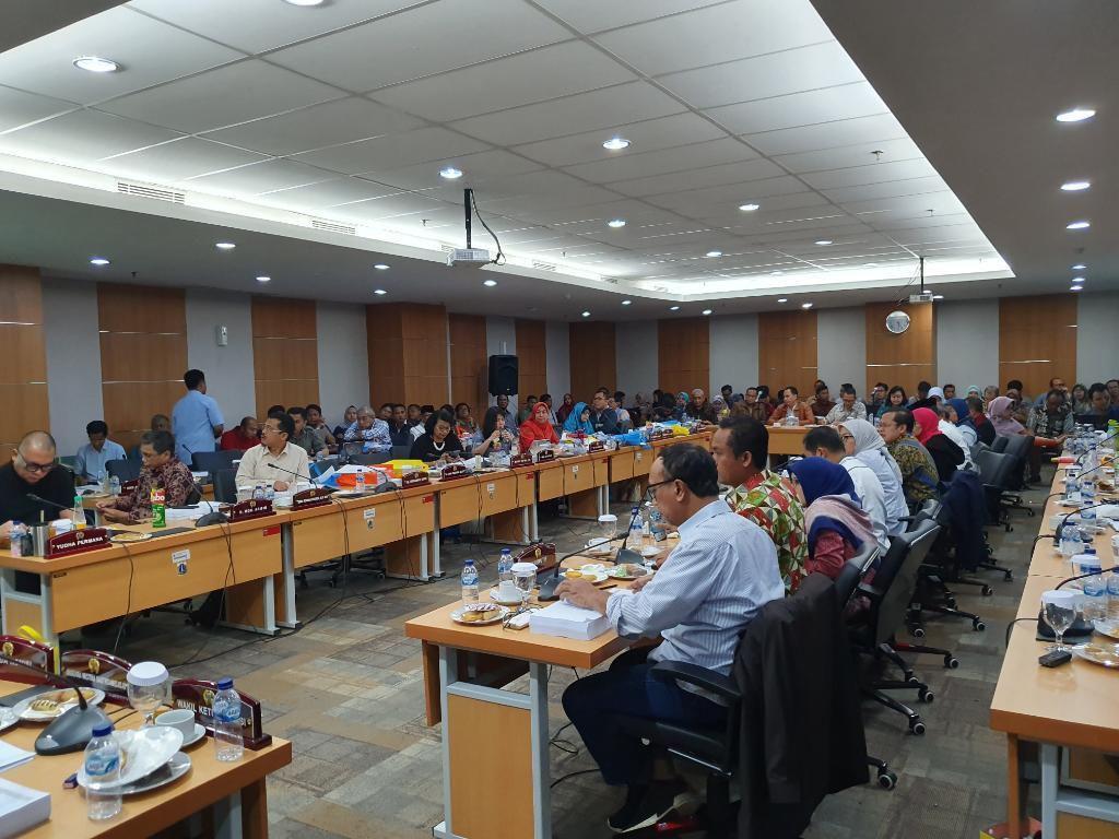 Voting, Komisi E DPRD DKI Sepakat Anggaran SMK Pariwisata Rp 100 M