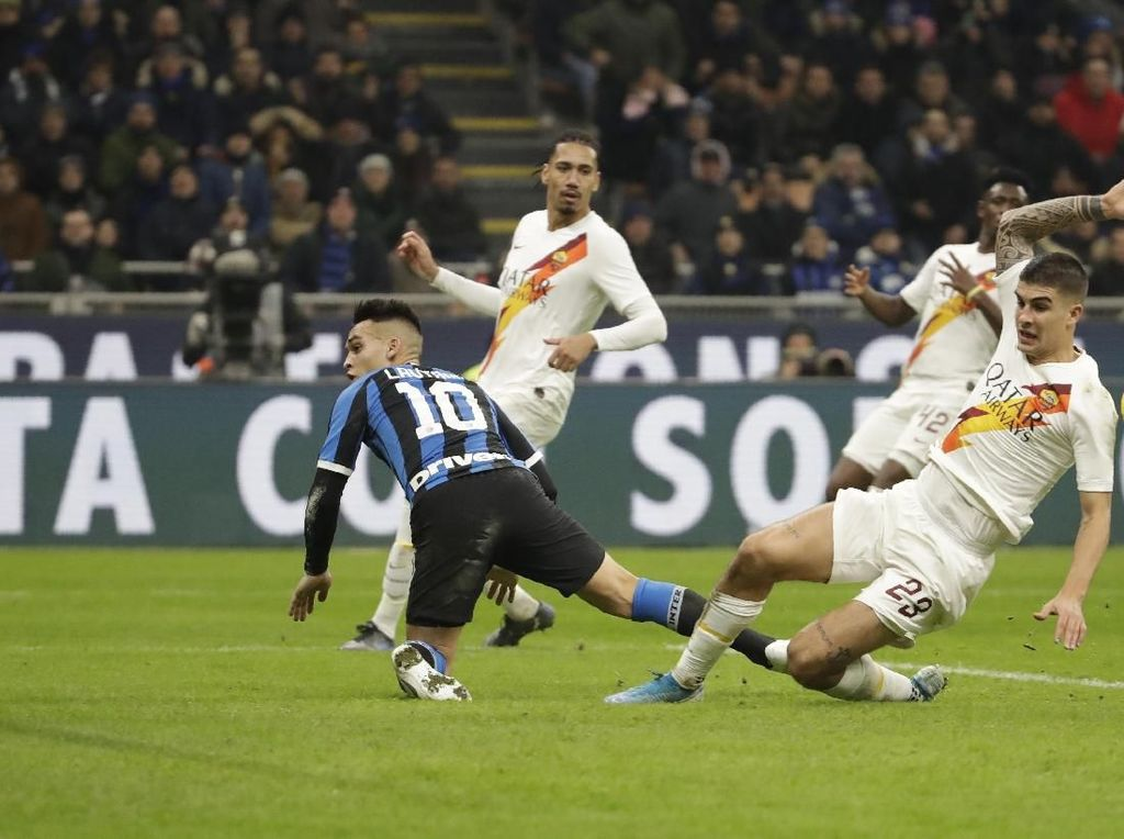 Melihat Lagi Peluang-peluang yang Dibuang Inter