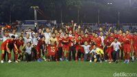 9 Data dan Fakta Kemenangan Indonesia atas Myanmar di SEA Games 2019