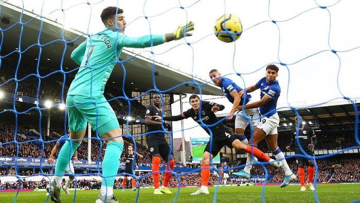 Chelsea kalah 1-3 dari Everton dalam lanjutan Liga Inggris (Foto: Clive Brunskill/Getty Images)