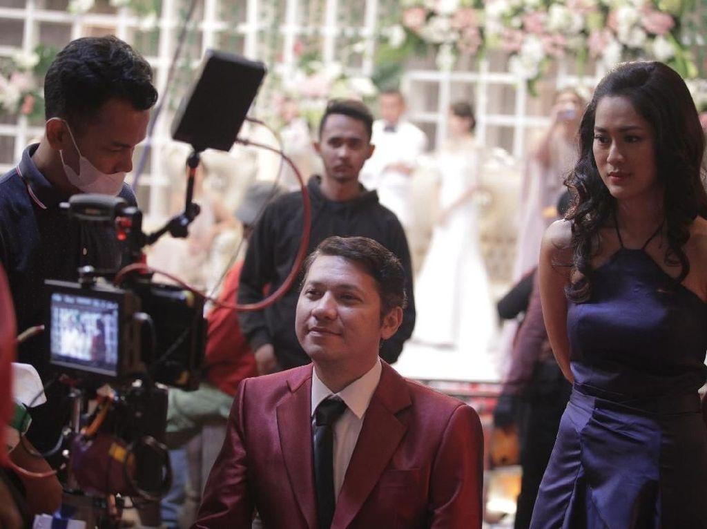 Prisia Nasution Gaet Gading Marten Jadi Temen Kondangan