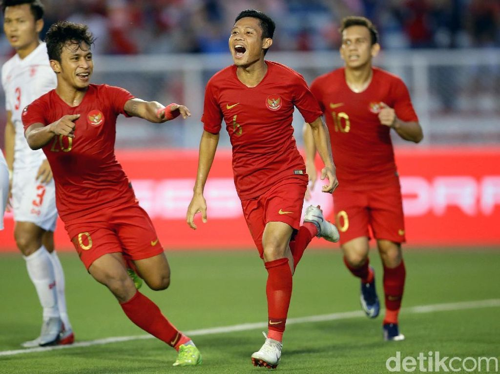 Garuda Muda ke Final SEA Games 2019