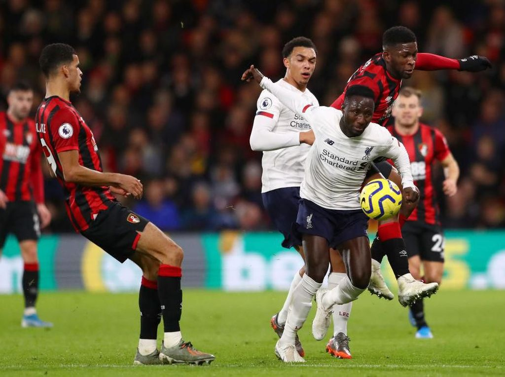 Bournemouth Vs Liverpool: Menang 3-0, The Reds Makin Kukuh di Puncak