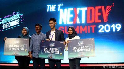 Profil Startup Terbaik di The NextDev 2019