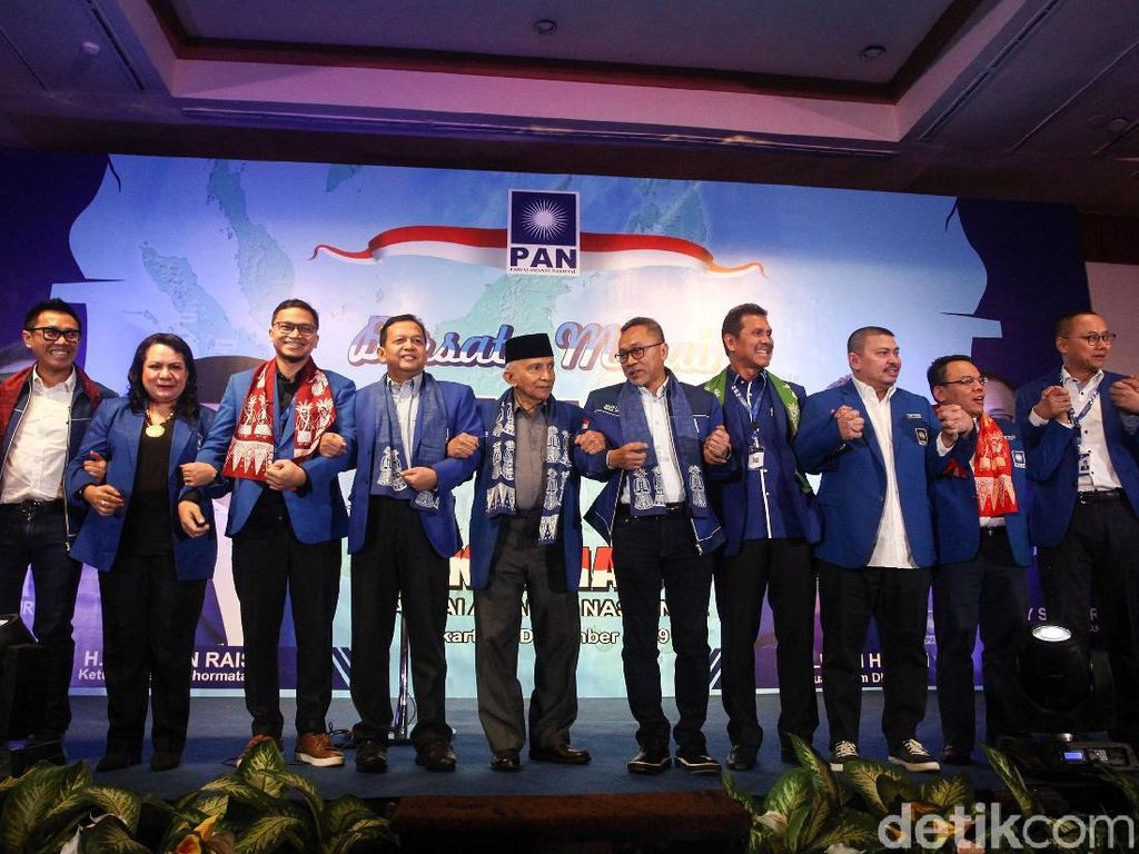 Sultra hingga Papua Dilirik Jadi Lokasi Kongres Pemilihan Ketum PAN