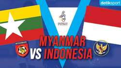 Live Report: Myanmar Vs Indonesia