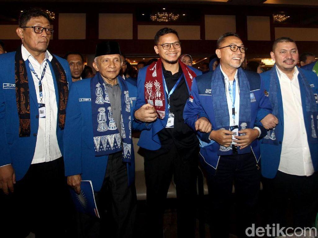 Pinta Maaf Elite Partai Matahari Gegara Kaitkan Amien dengan Sengkuni