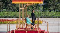 Jerman Dituduh Lunak terhadap China Soal HAM dan Hong Kong