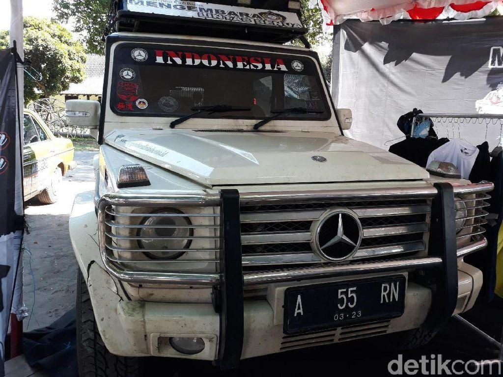 Keliling 49 Negara dari Banten Pakai Mercy Tua, Berapa Biayanya?