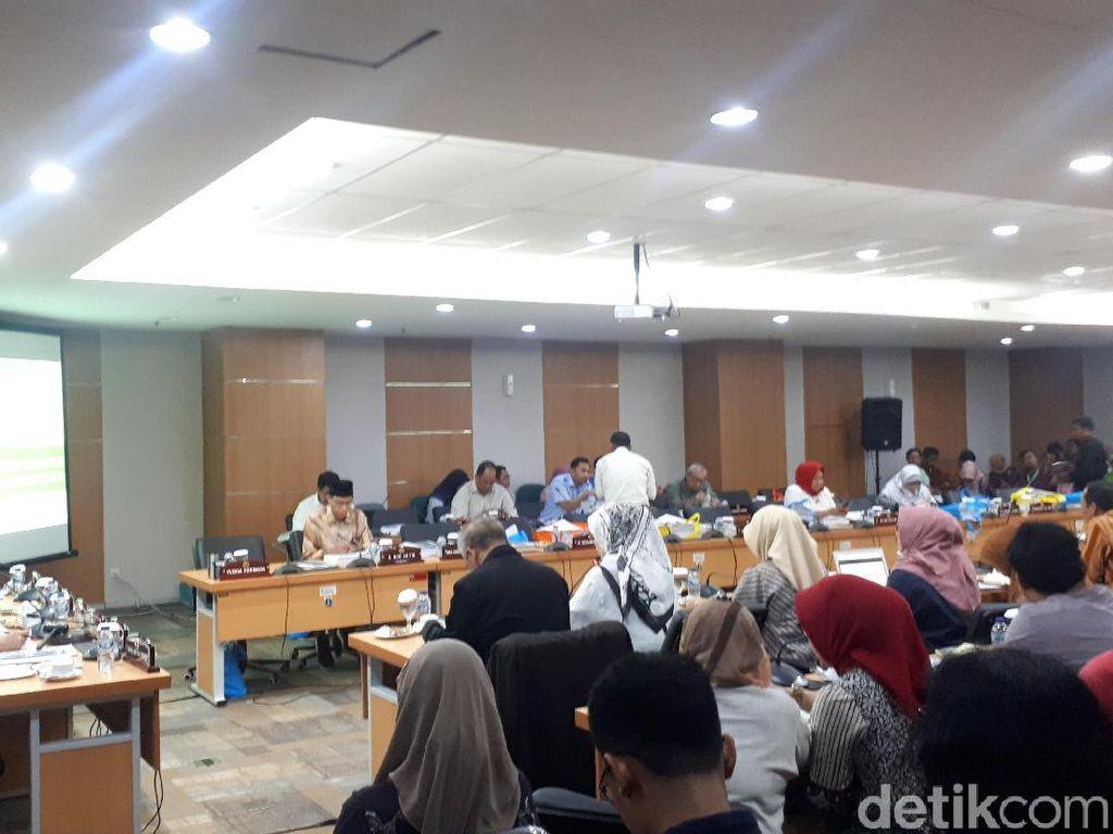 Komisi E DPRD Keluhkan Adanya Kelurahan di DKI yang Tak Punya Puskesmas
