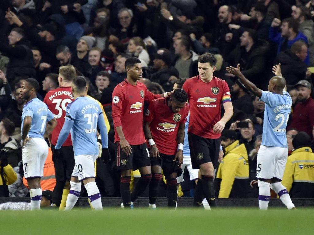 Jadwal Semifinal Piala Liga Inggris: Manchester United Vs Manchester City