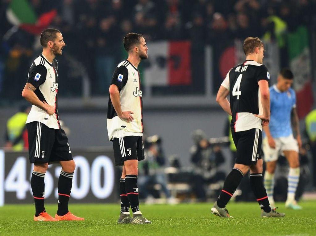 Juventus Jangan Cuma Fokus Main Cantik