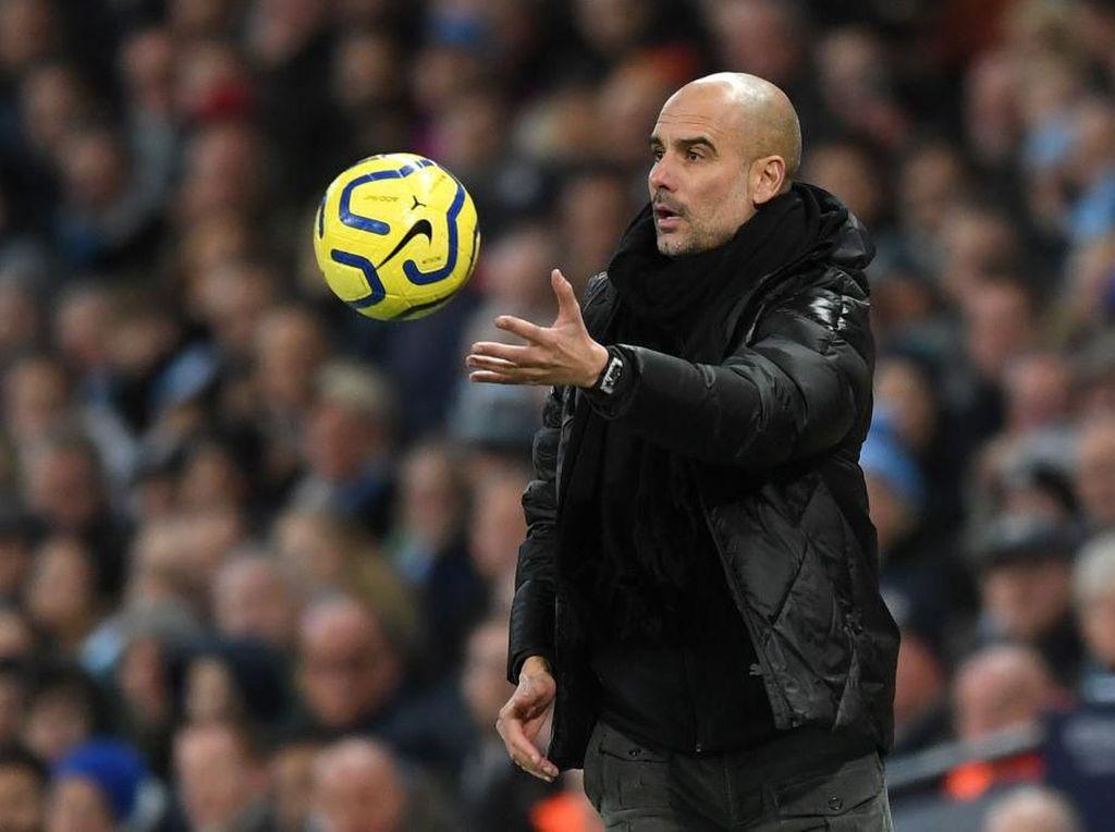 Pep Guardiola Tak Kaget Manchester City Melambat