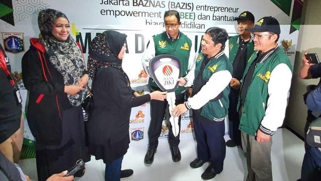 Gubernur Anies Hadiri Jakarta Baznas Enterpreneur