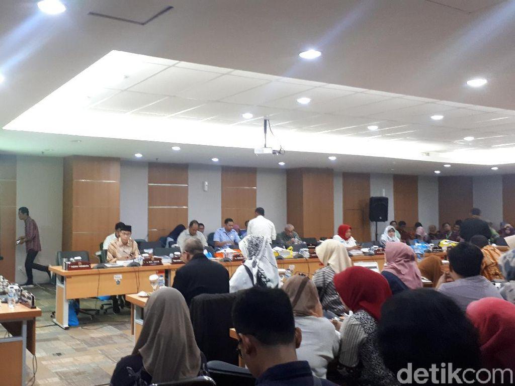 Rapat Anggaran di Akhir Pekan, Komisi E DPRD DKI: Kita Kejar Tayang