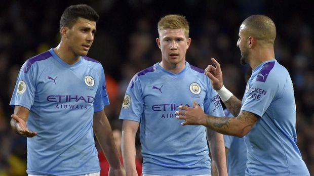 Gelar Liga Inggris musim 2013/2014 Manchester City terancam dicabut. (