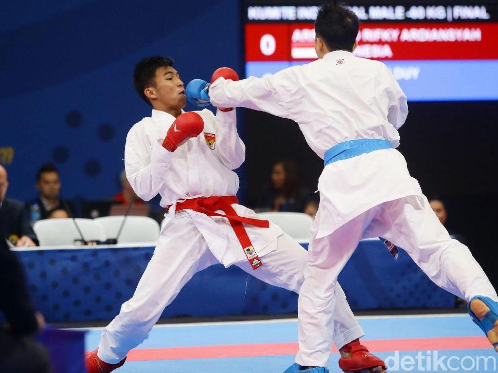 4 Karateka Indonesia Tampil di World Premier League 2021