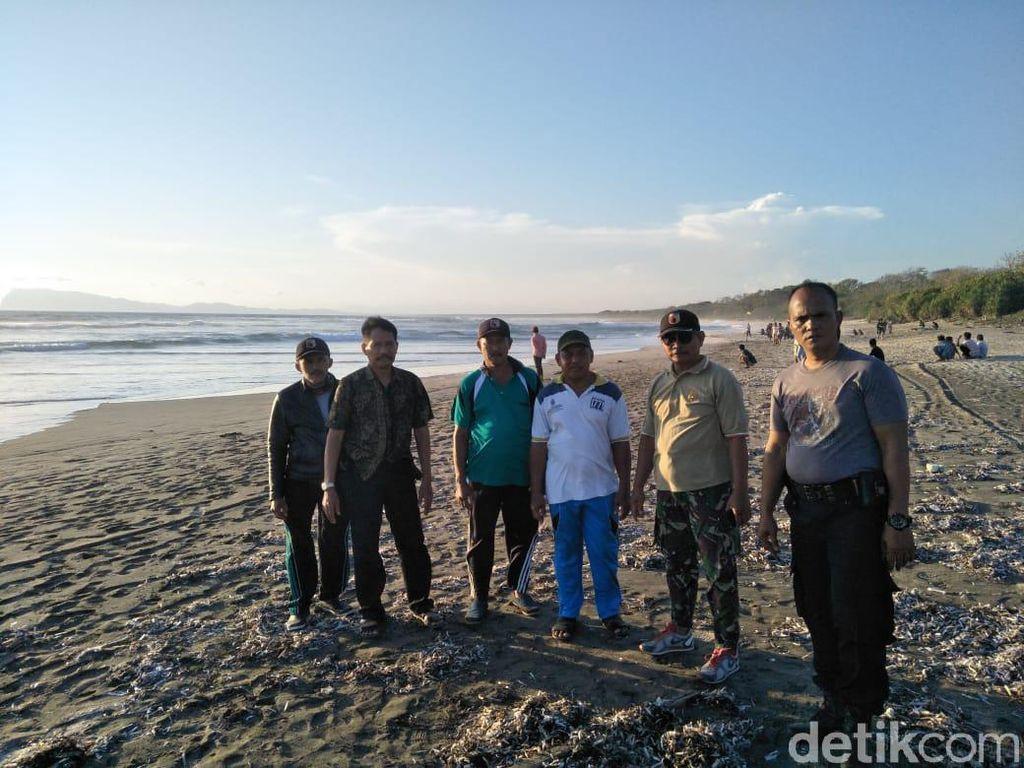 Terseret Arus Pantai Trianggulasi Banyuwangi, 3 ABG Hilang