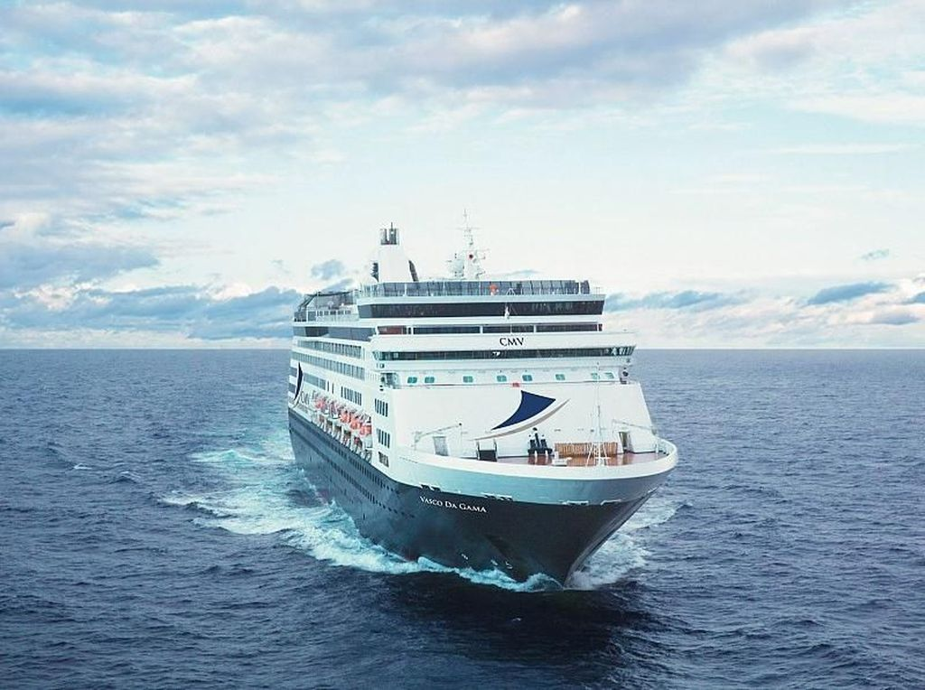 Imbas Corona, 5 Perusahaan Kapal Layar Tangguhkan Rute China
