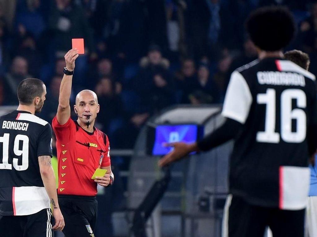 Kartu Merah Cuadrado Jadi Titik Balik Juventus