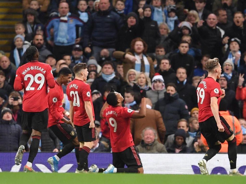 Menjamu Everton, Man United Diprediksi Akan Lanjutkan Tren Positif