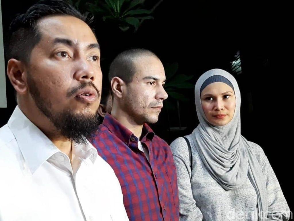 Keluarga Sebut Gathan Saleh Bukan Sosok Temperamental