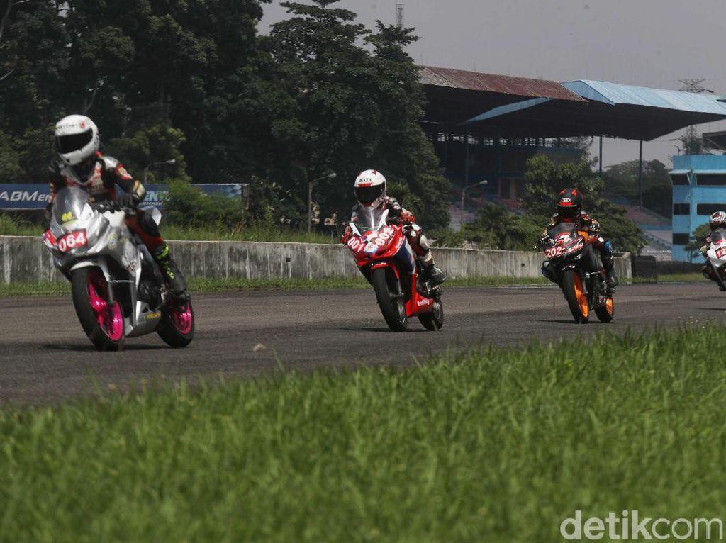 Resep Sang Juara di Kelas 150 cc Indonesia CBR Race Day