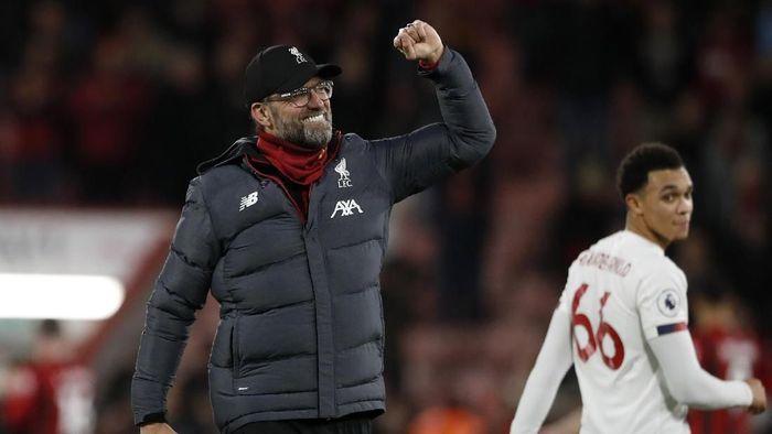 Menang 3-0 atas Bournemotuh, Liverpool akhirnya mencatatkan clean sheet lagi di Premier League (Foto: AP Photo/Alastair Grant)