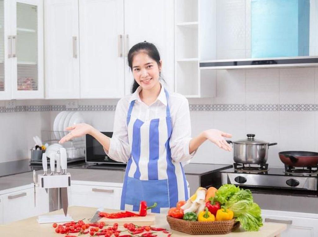 Masak Makin Semangat, Ini Tips Menata Dapur yang Cantik dan Nyaman