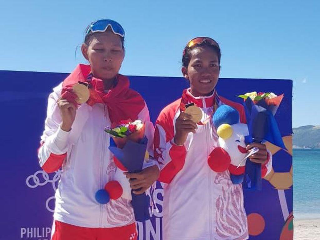 Rowing Putri Raih Emas ke-56 Indonesia di SEA Games