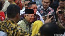 Wapres Maruf: Arahan Presiden Jokowi agar Pencegahan Korupsi Prioritas