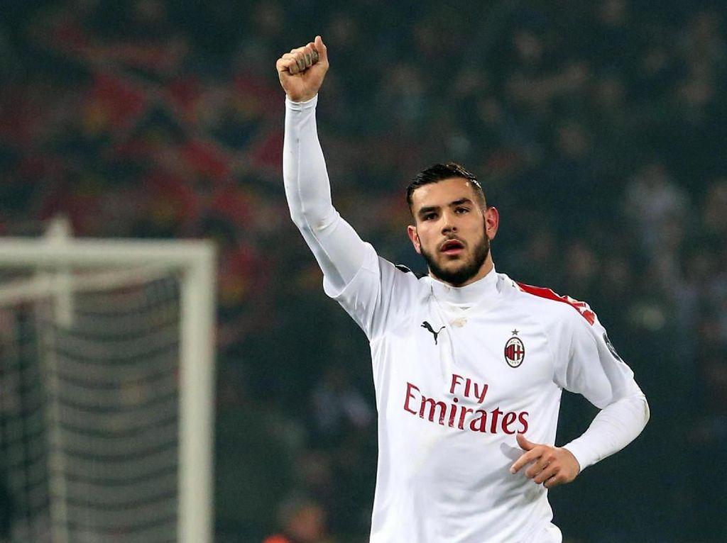 7 Fakta Bologna Vs AC Milan: Theo Hernandez Cemerlang, Piatek Mematikan