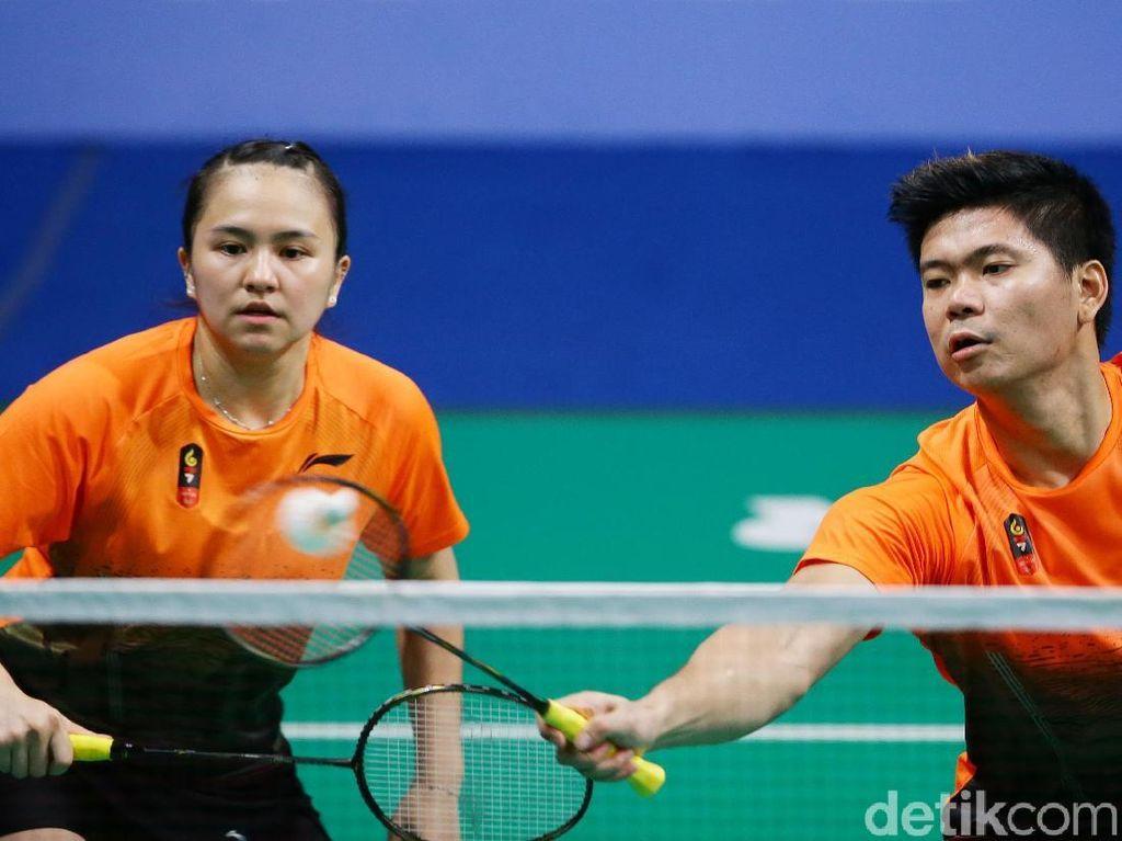 Praveen/Melati Amankan Tiket Delapan Besar Thailand Open