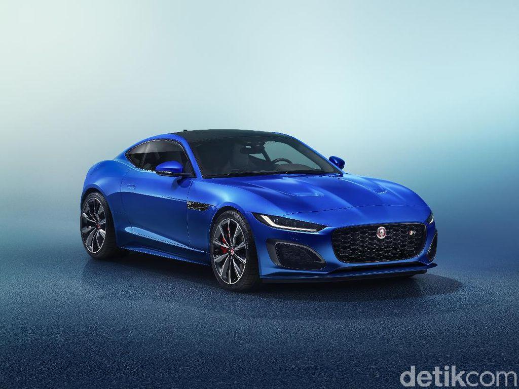 Jaguar Land Rover Tetap Pertahankan Mesin V8 Supercharged