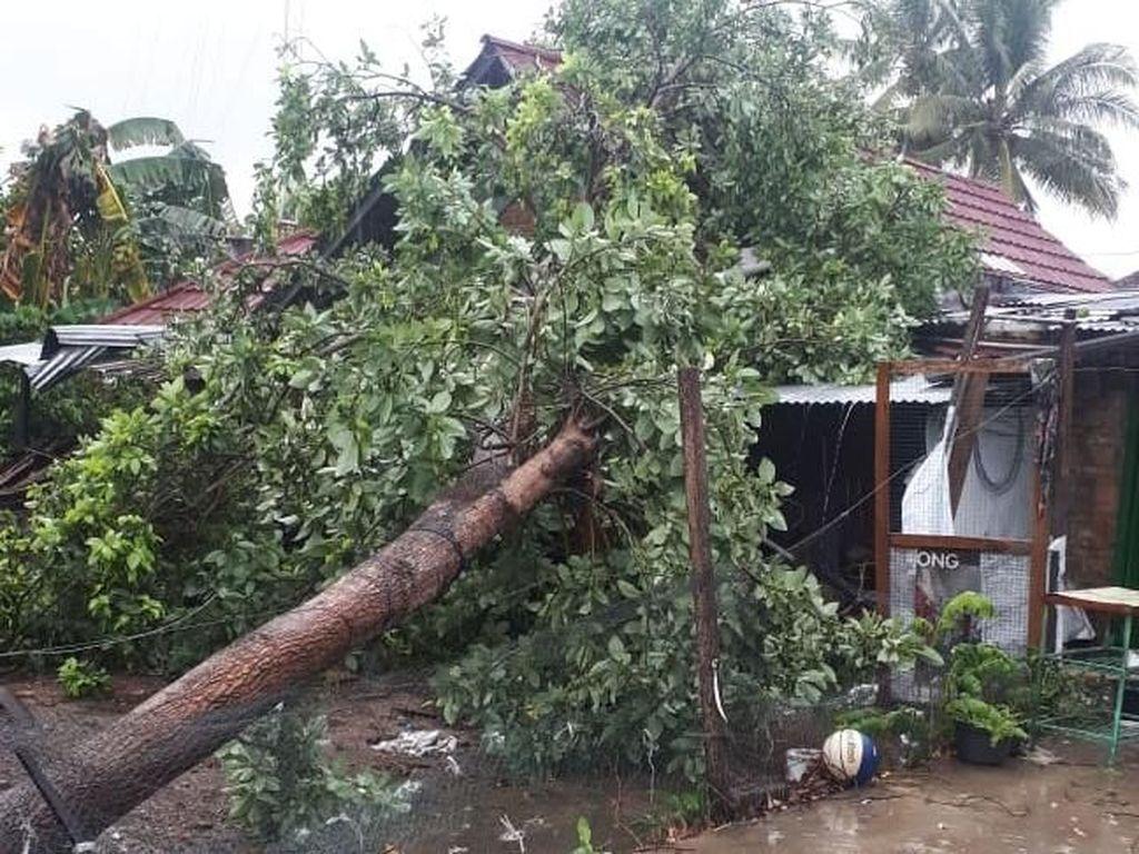 2 Kabupaten di DIY Terdampak Angin Kencang, Paling Parah di Sleman