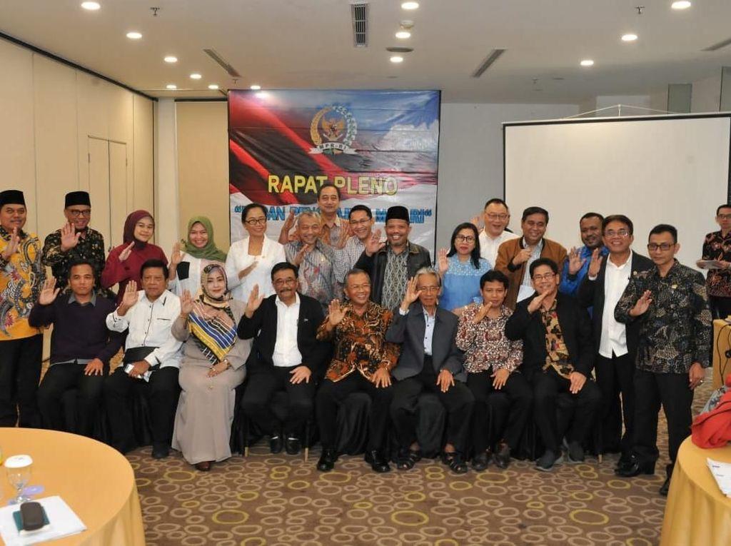 Badan Pengkajian MPR Serap Aspirasi Buat Pokok-pokok Haluan Negara