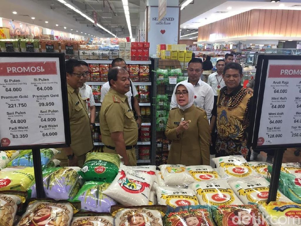 Jelang Natal-Tahun Baru, Harga Bahan Pokok di Kota Bandung Stabil