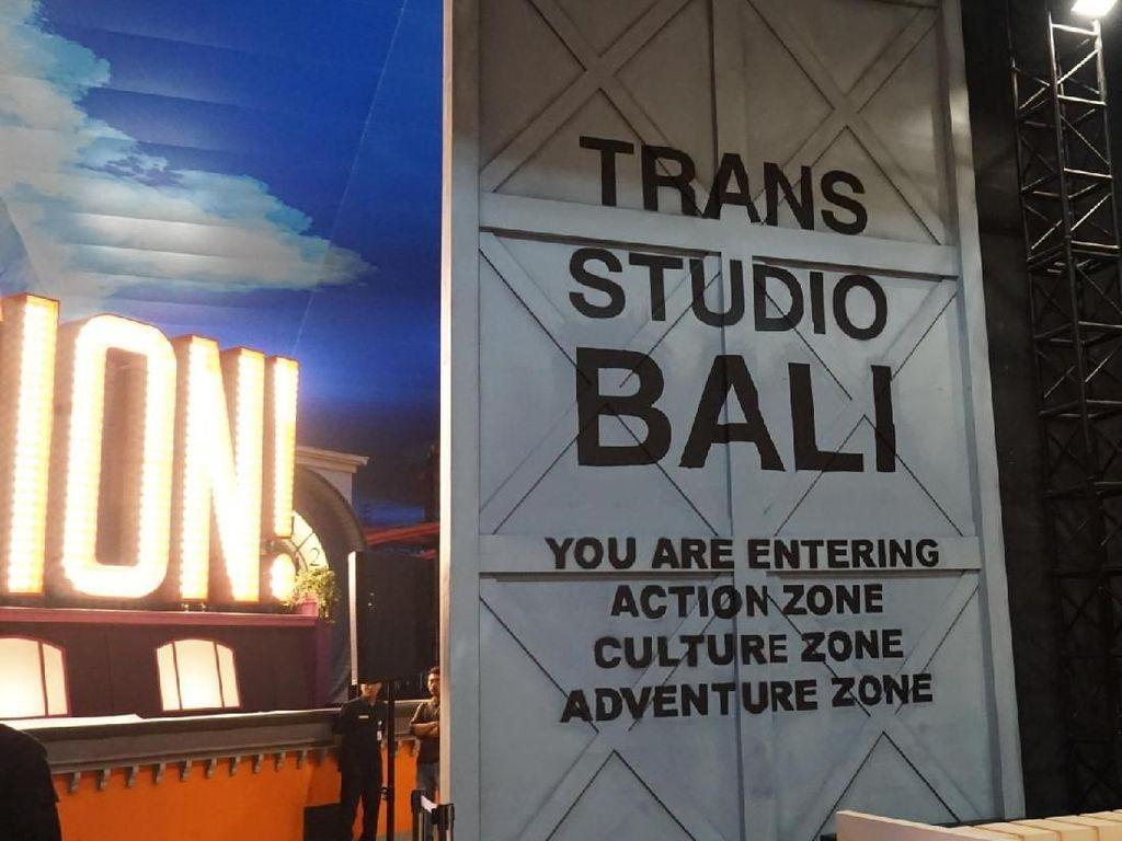 Trans Studio Bali, Ragam Wahana dan Harga Tiketnya