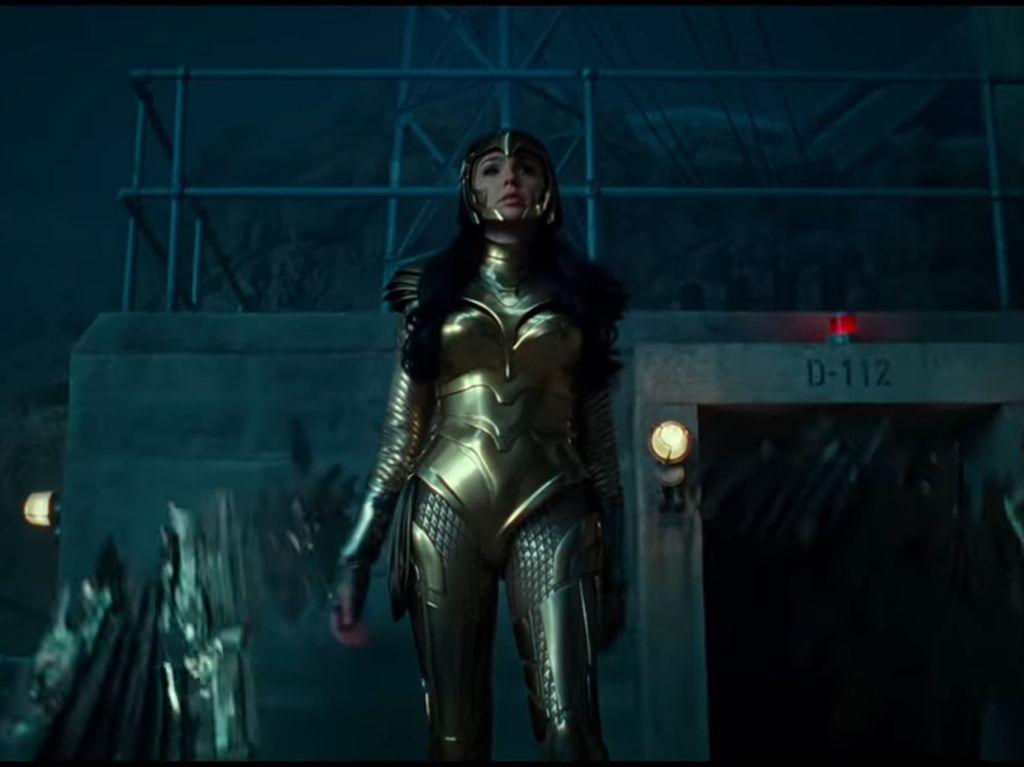 Alasan Sekuel Wonder Woman Pakai 1984