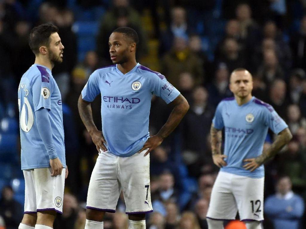 Lupakan Dulu soal Kans Juara, Man City Mesti Fokus Kejar Kemenangan
