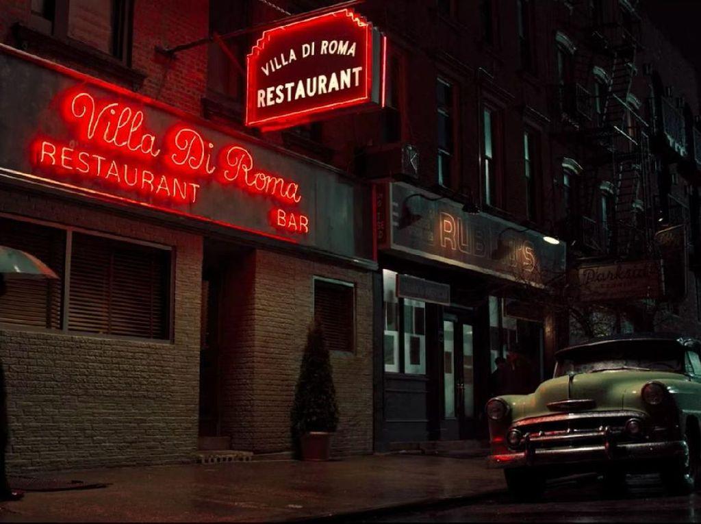 Tampil di Film The Irishman, Ini 5 Restoran Tempat Para Mafia Berkumpul