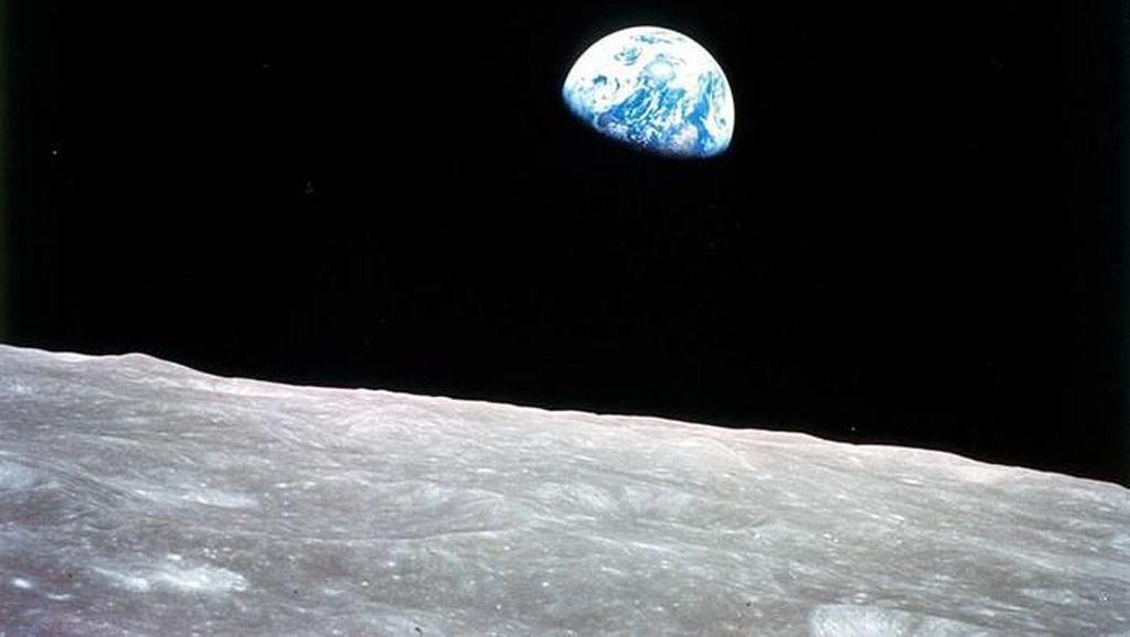 Melihat Posisi Bumi di Alam Semesta
