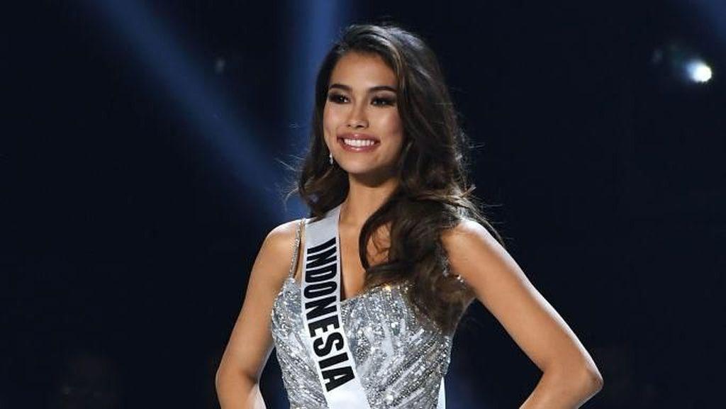Foto: Perjalanan Frederika Cull di Miss Universe Hingga Masuk Top 10