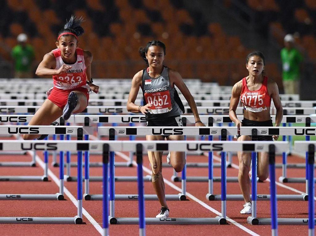 Klasemen SEA Games: Thailand Mendaki ke Urutan 2, Indonesia 4