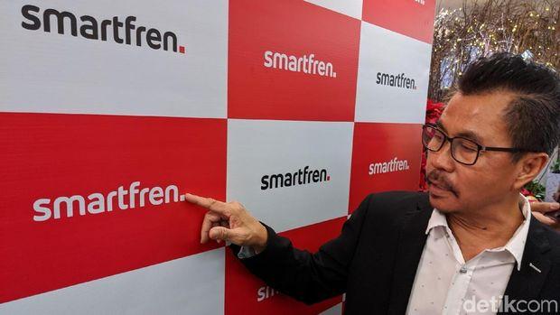 Deputy CEO Smartfren Djoko Tata Ibrahim