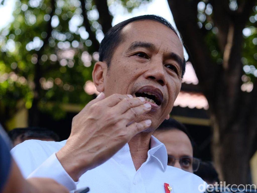 Eropa Larang Sawit RI, Jokowi: Kita Pakai Sendiri Saja!