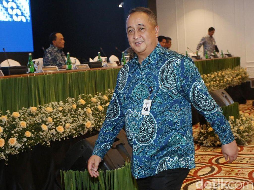 Pergeseran Royke Tumilaar dari Pucuk Bank Mandiri ke BNI