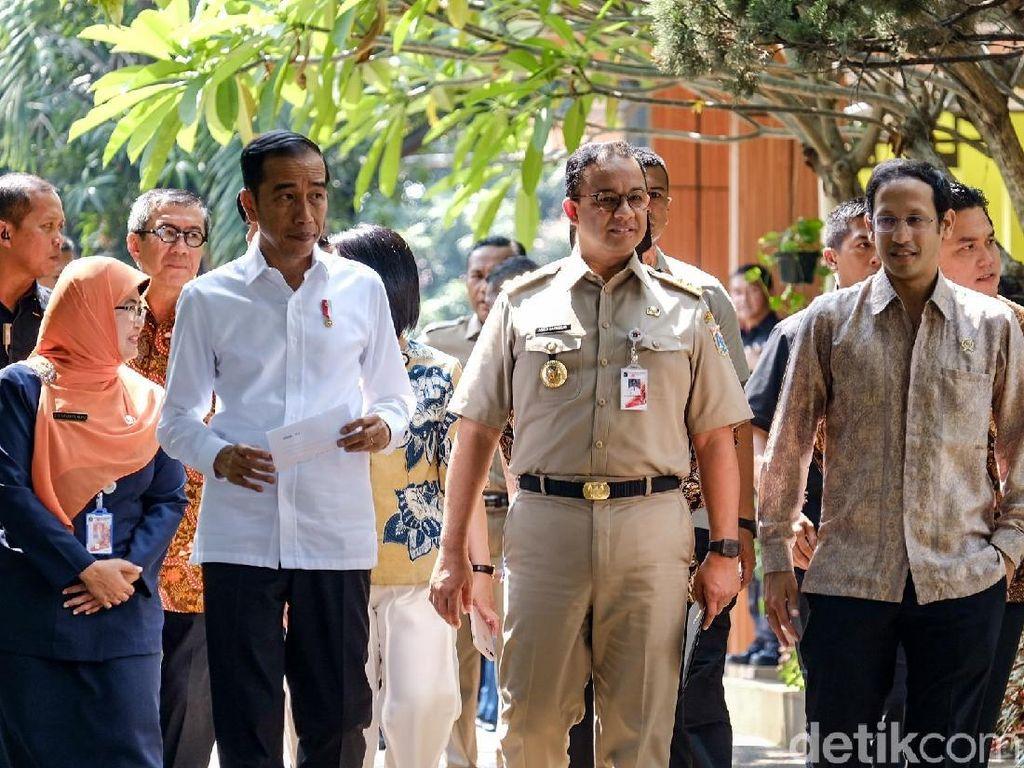 Jokowi: Kesadaran Antikorupsi Harus Besar-besaran dan Masif