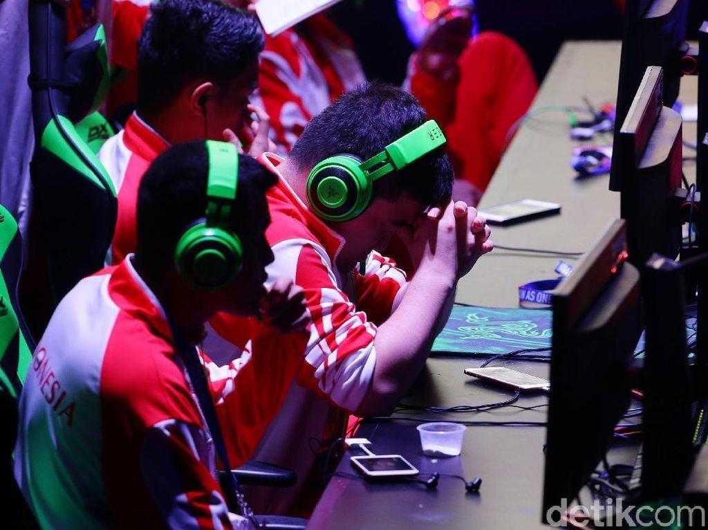 Esports Mobile Legends Indonesia Raih Perak SEA Games