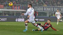 Sikat Bologna, AC Milan Tembus 10 Besar